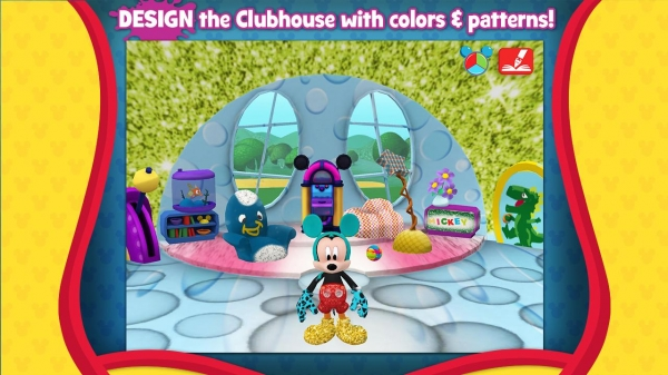 「Mickey's Color and Play!」のスクリーンショット 3枚目