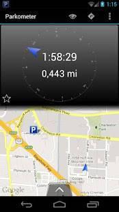 「Parkometer AR Trial」のスクリーンショット 1枚目