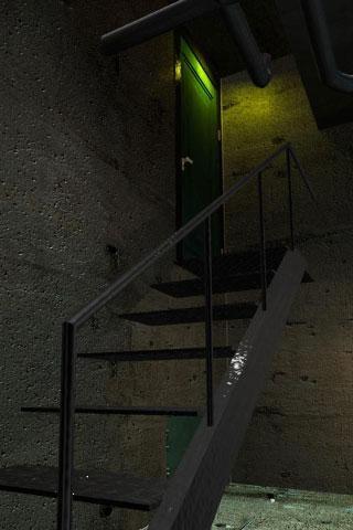 「脱出ゲーム: Basement」のスクリーンショット 2枚目
