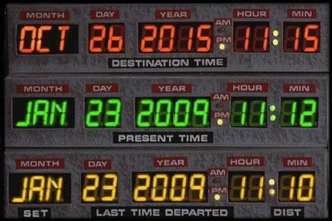「DeLorean Time Circuit」のスクリーンショット 1枚目