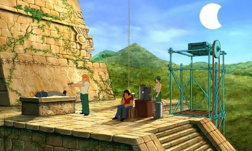 「Broken Sword 2: Remastered」のスクリーンショット 3枚目