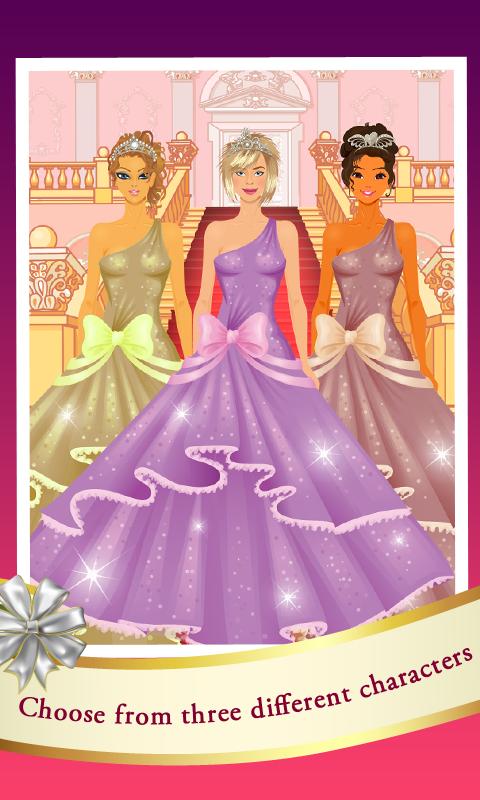 「Princess Tailor Boutique」のスクリーンショット 2枚目
