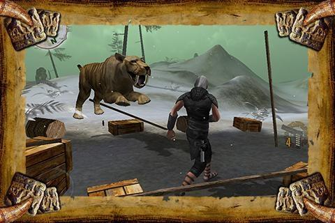 「Dinosaur Assassin Pro」のスクリーンショット 1枚目