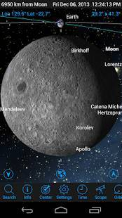 「SkySafari 4 Pro Astronomy」のスクリーンショット 3枚目