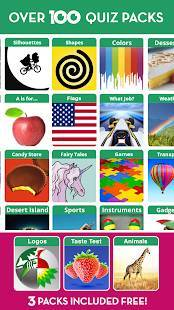 「100 PICS Quiz - guess the picture trivia games」のスクリーンショット 1枚目