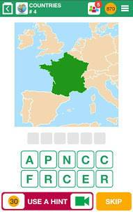 「100 PICS Quiz - guess the picture trivia games」のスクリーンショット 3枚目