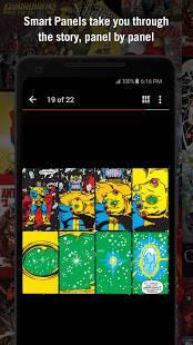 「Marvel Unlimited」のスクリーンショット 3枚目