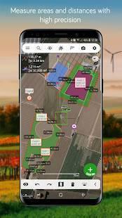 「Measure Map Lite」のスクリーンショット 1枚目