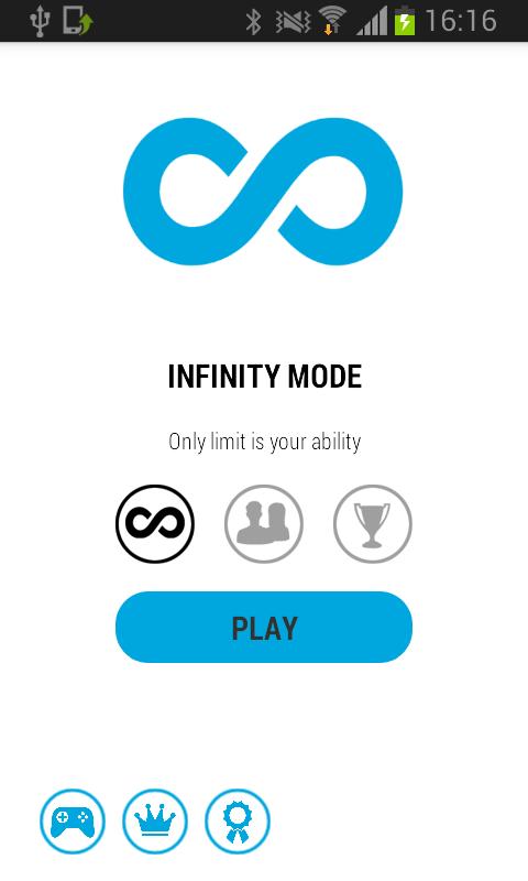 「2048 Infinity」のスクリーンショット 3枚目