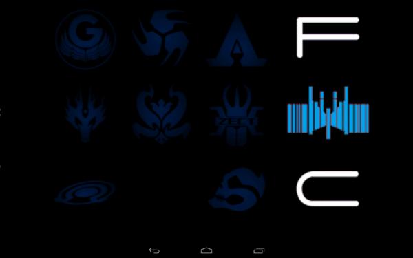 「ケータッチ for Android」のスクリーンショット 3枚目