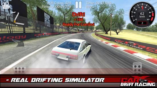 「CarX Drift Racing Lite」のスクリーンショット 2枚目