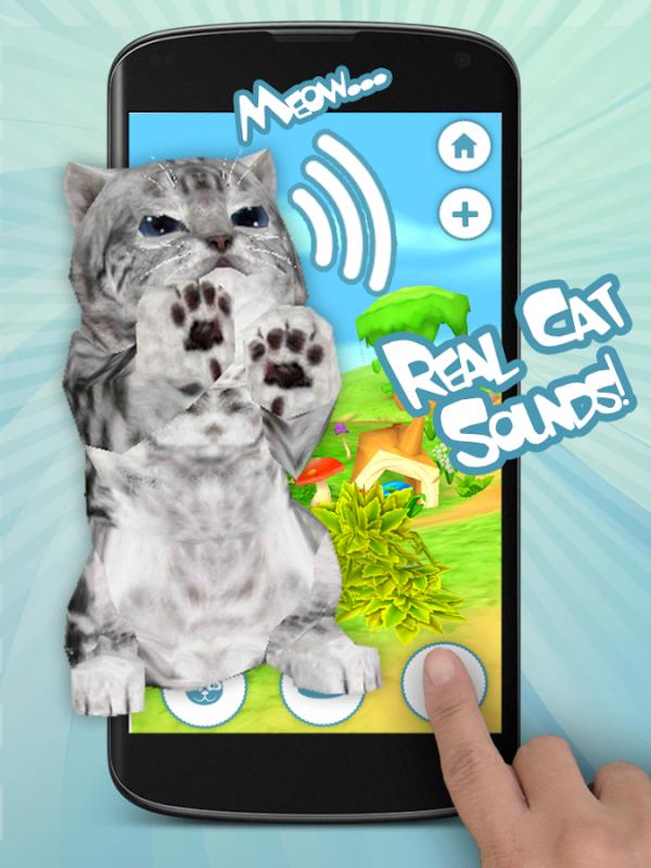 「猫 面白いアプリ」のスクリーンショット 2枚目