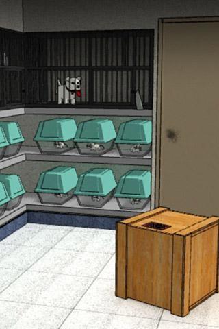 「脱出ゲーム:不審な研究室」のスクリーンショット 3枚目