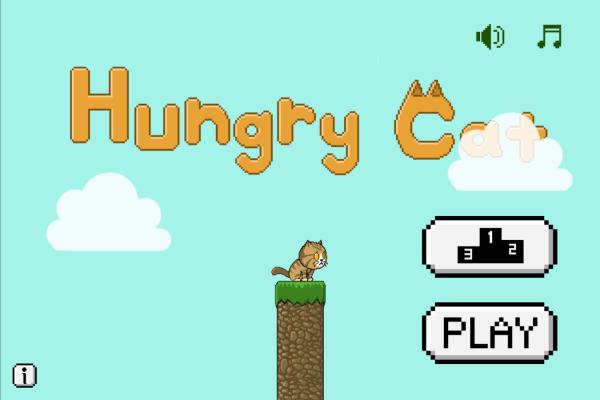 「Hungry Cat [空腹ねこちゃん].」のスクリーンショット 1枚目