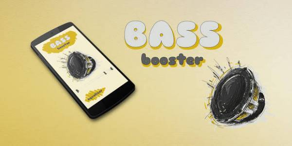 「Bass Booster / Equalizer」のスクリーンショット 1枚目