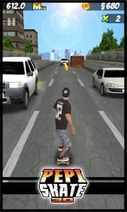 「PEPI Skate 3D」のスクリーンショット 3枚目