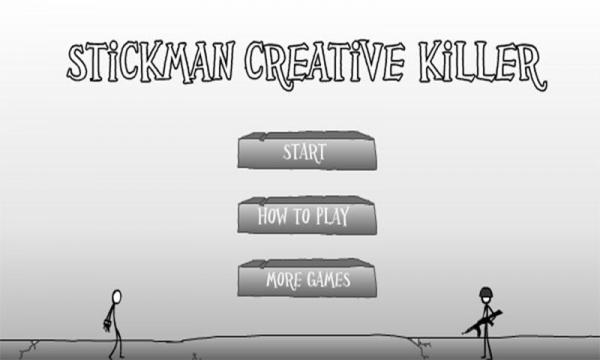 「Stickman Creative Killer」のスクリーンショット 1枚目