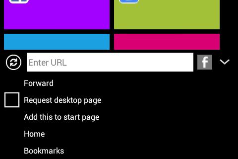 「One Browser 3」のスクリーンショット 3枚目