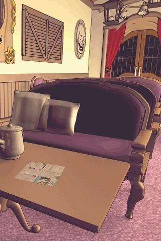 「脱出ゲーム: 怪奇ホテル」のスクリーンショット 1枚目