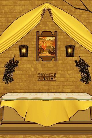 「脱出ゲーム: 眠る遺跡」のスクリーンショット 1枚目