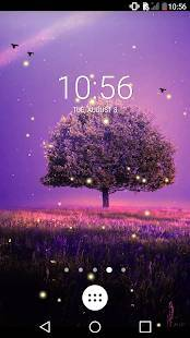 「Awesome-Land 2 live wallpaper & backgrounds Pro」のスクリーンショット 3枚目