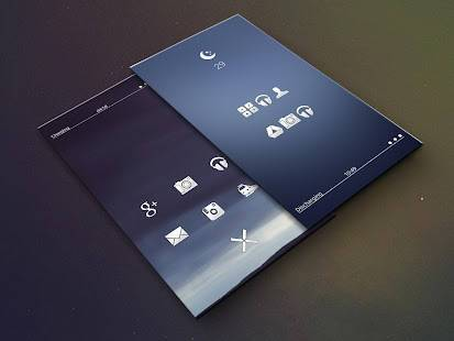 「Plain - Icon Pack」のスクリーンショット 2枚目