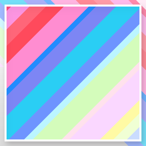 「Stripe colorful ライブ壁紙」のスクリーンショット 1枚目