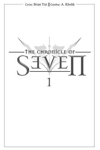 「The Chronicle of Seven vol 01」のスクリーンショット 2枚目
