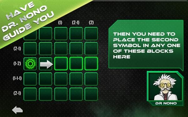 「Grid Puzzle - Logic Brain Game」のスクリーンショット 3枚目