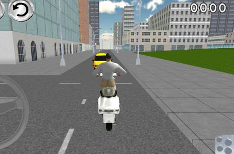 「City Motor Scooter Parking」のスクリーンショット 1枚目