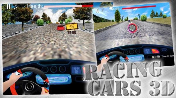 「Racing Cars 3D - Speed Car」のスクリーンショット 3枚目