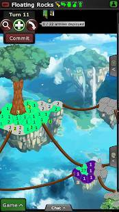 「Warzone (Risk++)」のスクリーンショット 3枚目