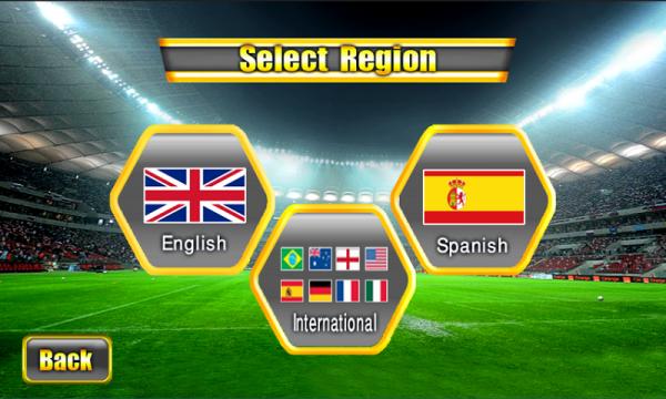 「Soccer World Cup 2014」のスクリーンショット 2枚目