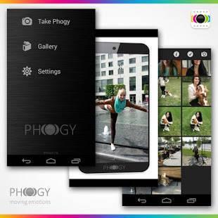 「Phogy, 3D カメラ」のスクリーンショット 2枚目