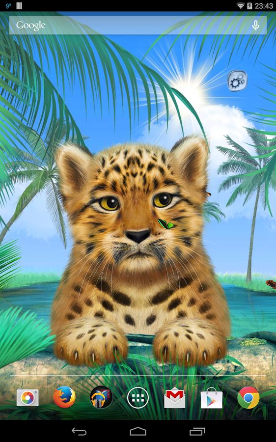 「Wild Leopard」のスクリーンショット 2枚目