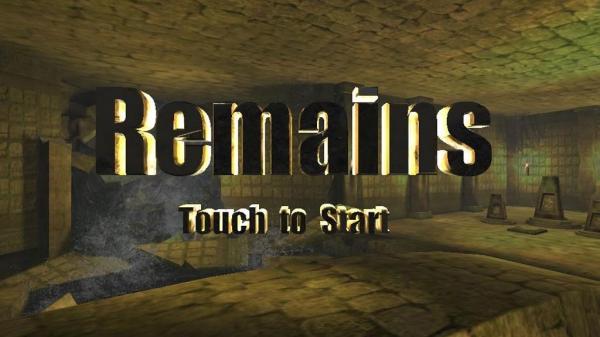 「脱出ゲーム「Remains」」のスクリーンショット 2枚目