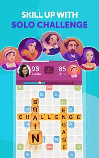 「Words With Friends – Word Puzzle」のスクリーンショット 3枚目