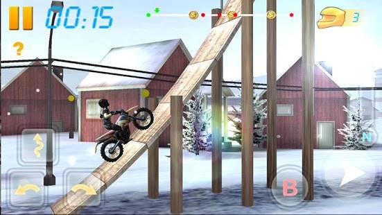 「バイクレーシング3D - Bike Racing」のスクリーンショット 2枚目