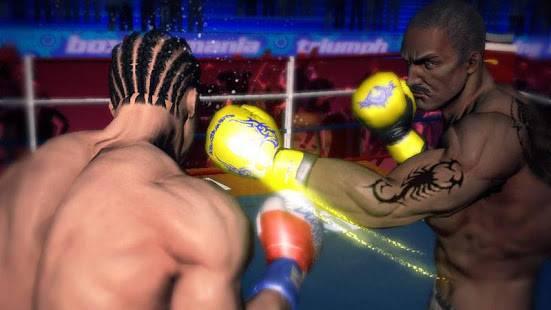 「パンチボクシング - Punch Boxing 3D」のスクリーンショット 2枚目
