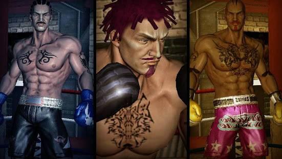 「パンチボクシング - Punch Boxing 3D」のスクリーンショット 3枚目