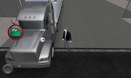 「車の泥棒3D:犯罪の街」のスクリーンショット 2枚目