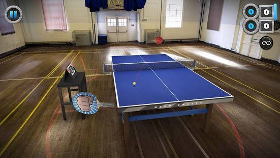 「Table Tennis Touch」のスクリーンショット 3枚目