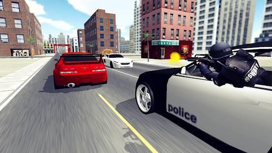 「警察の追跡」のスクリーンショット 1枚目