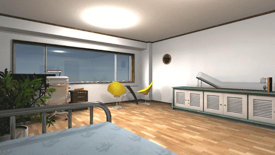 「脱出ゲーム Tesshi-e の部屋からの脱出」のスクリーンショット 3枚目