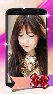 「髪型シミュレーション アプリ」のスクリーンショット 1枚目