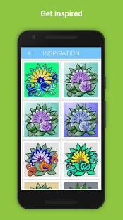 「Colorify: Free Coloring Book」のスクリーンショット 3枚目