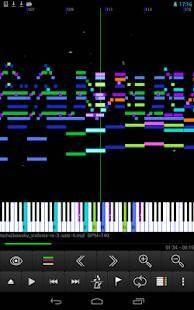 「MIDI Voyager Karaoke Player」のスクリーンショット 1枚目