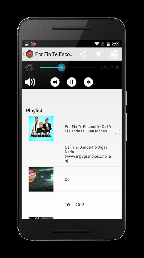 「SoundCloud の音楽プレーヤー」のスクリーンショット 2枚目