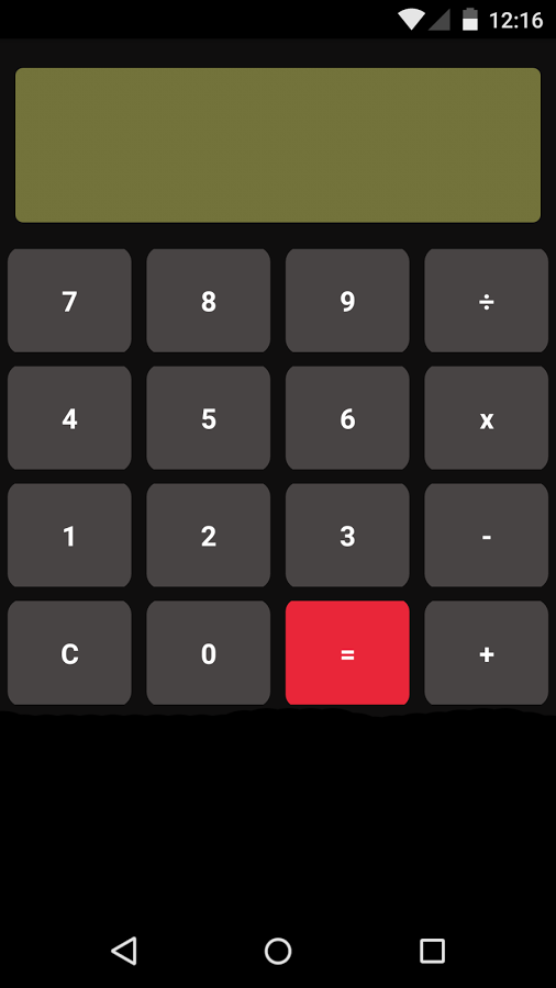 「Calculator Locker Pro+」のスクリーンショット 1枚目