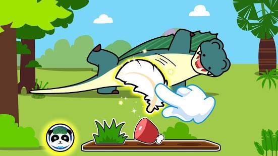 「恐竜の楽園ーBabyBus 子ども・幼児向け」のスクリーンショット 2枚目